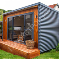 Garden Rooms & Houses